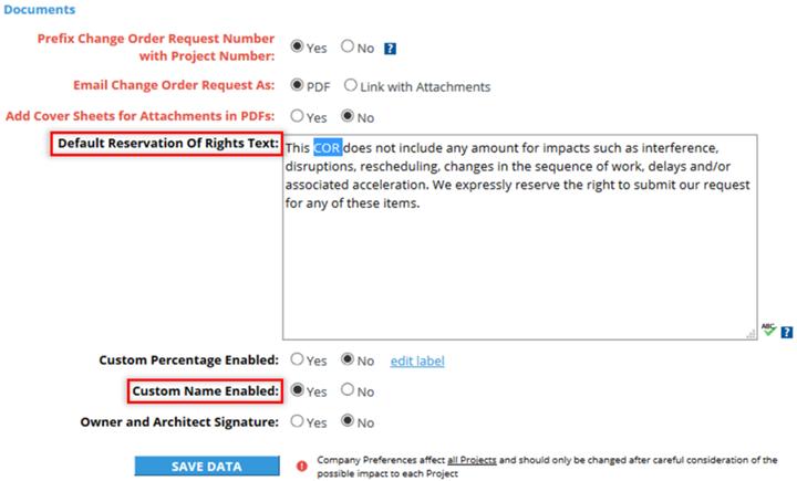 Change Order Request Form | Change Order Request Form Customization Esub Academy Esub